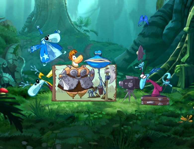 Rayman Origins : l'union fait la force !
