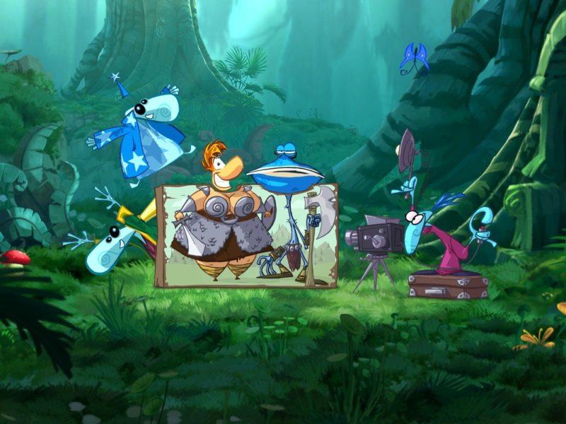 Rayman Origins : l'union fait la force !