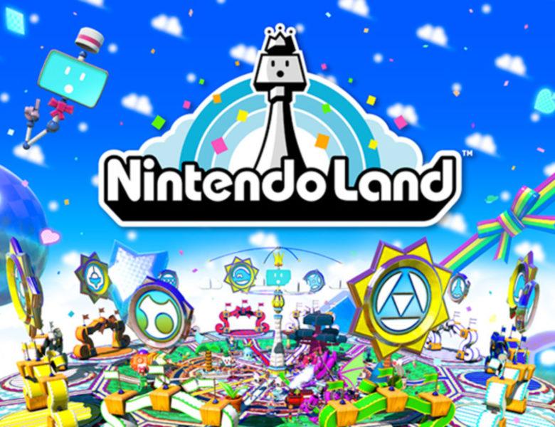 Nintendo Land, le premier party game de la Wii U