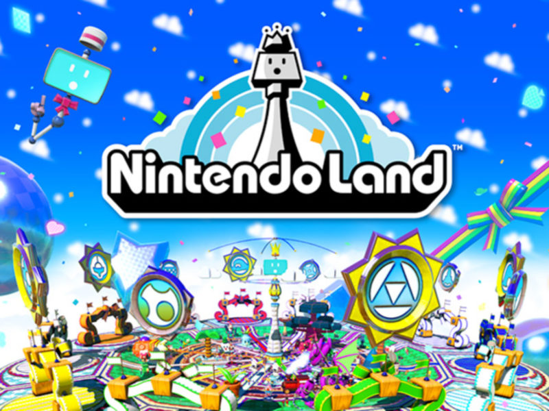 Nintendo Land, le premier party game de la Wii U
