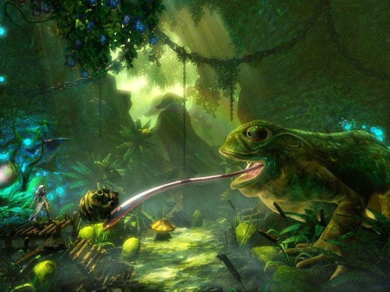 Trine 2 : voyage enchanteur sur Wii U