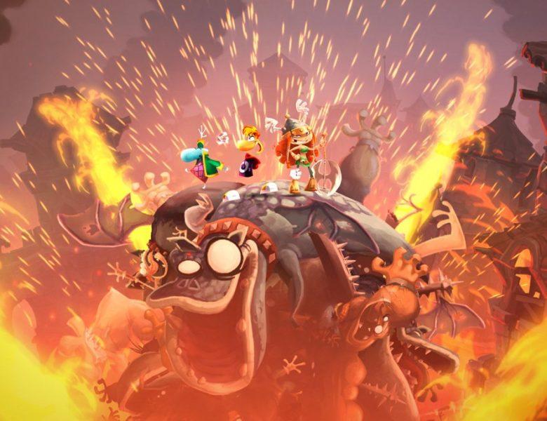 Rayman : Legends en musique