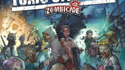 Zombicide : Let's go to the Toxic City Mall today !