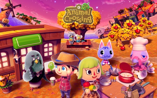 Animal Crossing New Leaf mode multijoueur