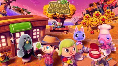 Le multi d'Animal Crossing : New Leaf
