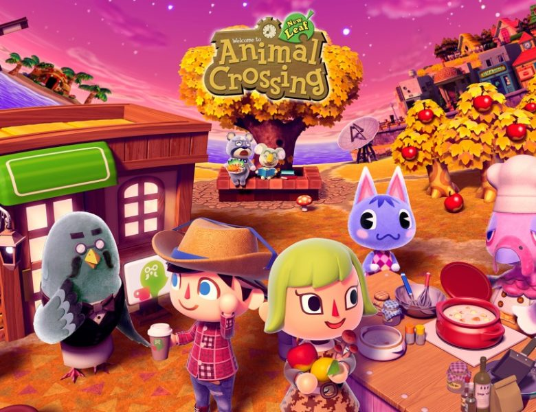 Le multi d'Animal Crossing : New Leaf