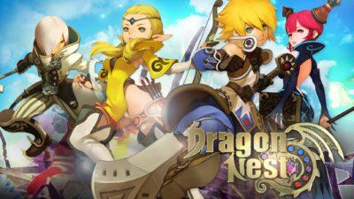 Dragon Nest Europe : un MMORPG classique mais sympathique