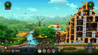 Castlestorm : un tower defense à la sauce Angry Birds