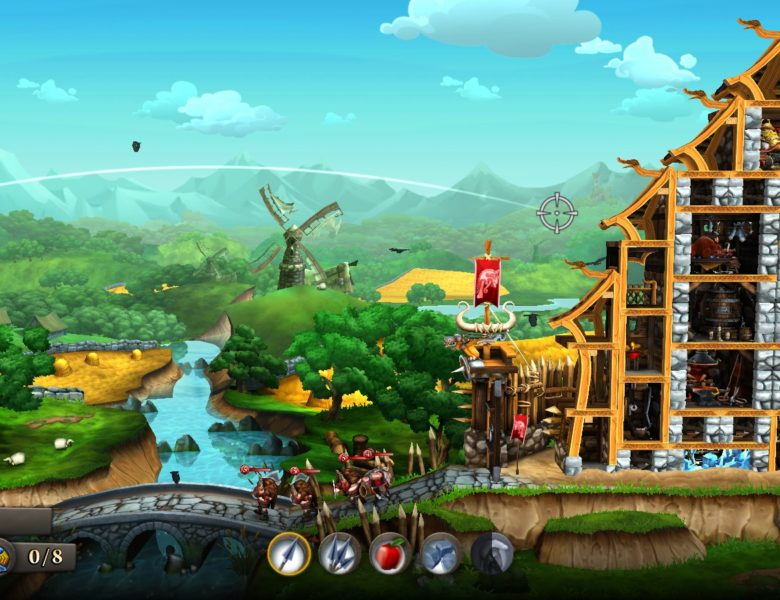 Castlestorm : un tower defense à la sauce Angry Birds