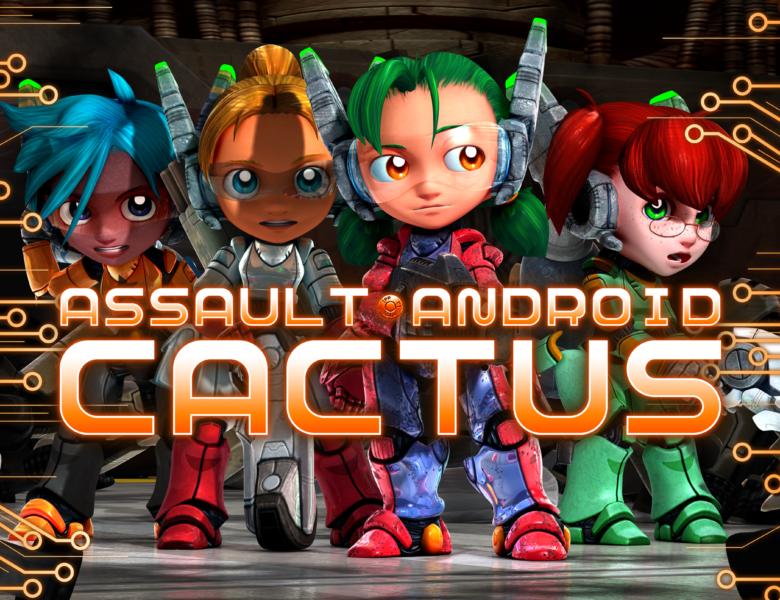 Assault Android Cactus : ne vous fiez pas aux apparences