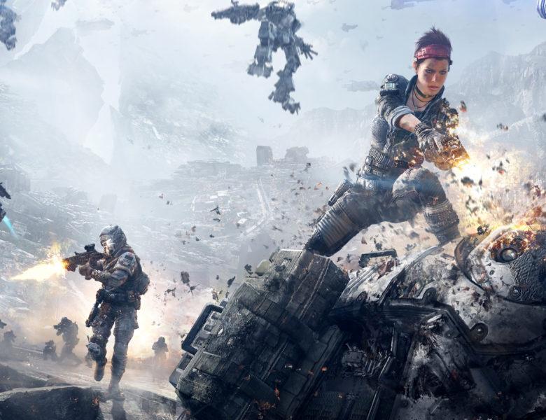 TitanFall : Call of Duty boosté au mecha