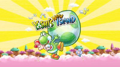 Du multijoueur : Yoshi's New Island