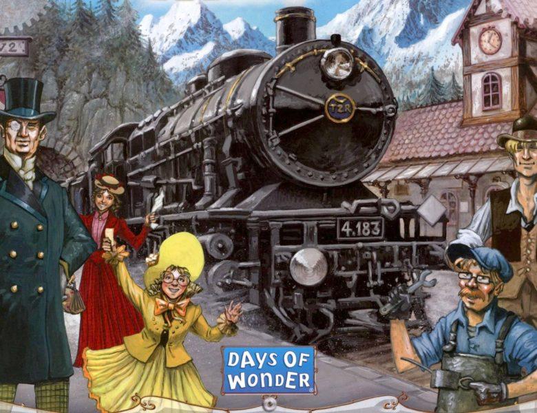 Les aventuriers du rail font escale en Europe