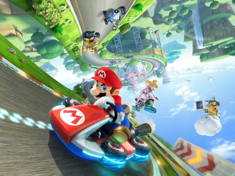Mario Kart 8 : le retour d'une référence