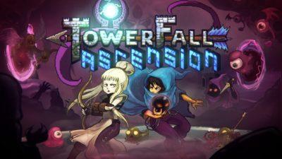 [Teamplay] Towerfall Ascension en versus, en coop et en vidéo !
