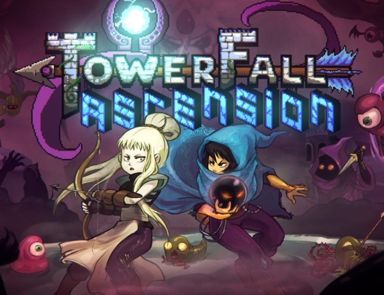 [Teamplay] Towerfall Ascension en versus, en coop et en vidéo !