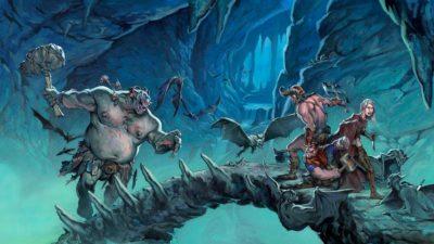 Descent : Voyages dans les Ténèbres à deux joueurs, ça fonctionne ?
