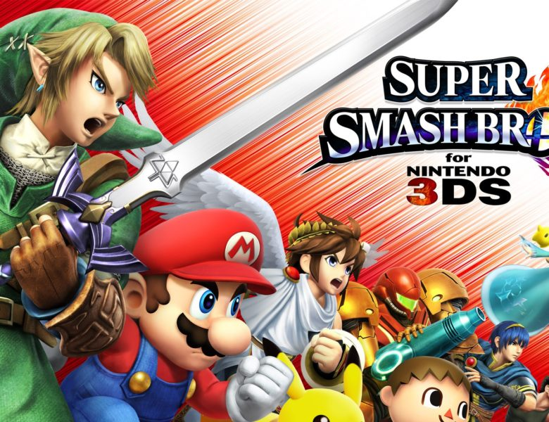 Super Smash Bros for 3DS : en attendant frérot