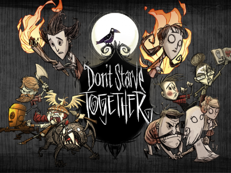 [TEAMPLAY] Don't Starve Together