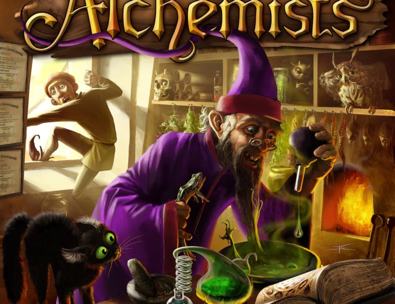 Alchimistes : potions, gloire et argent