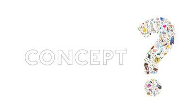 Concept : Un Pictionary, le dessin en moins !