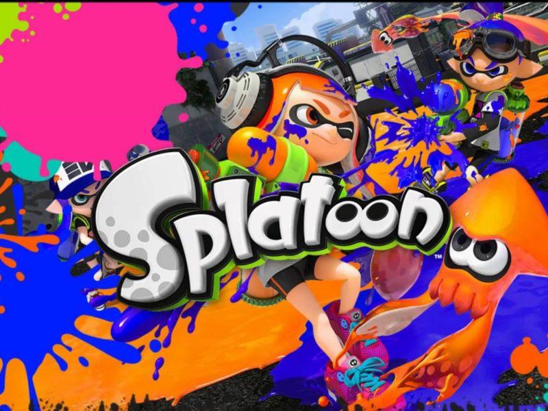 Splatoon jette l'encre sur Wii U