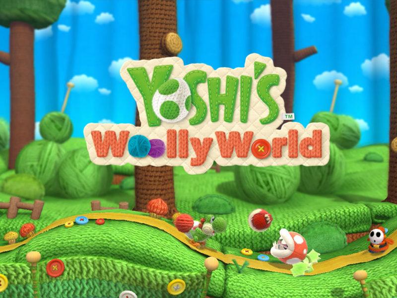 Yoshi's Woolly World : de la coop' même en solo !