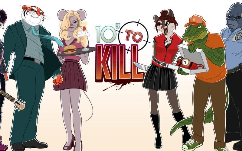 10 minutes to kill : devenir tueur à gage pour les nuls
