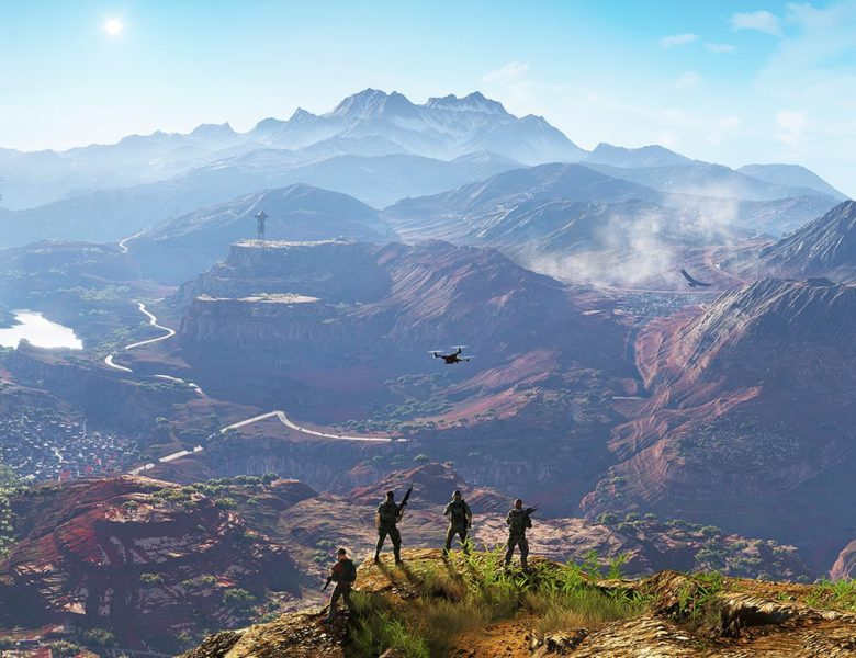 Ghost Recon Wildlands ou Foine et la vie sauvage