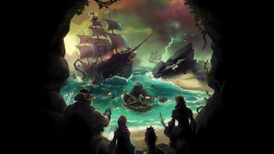 Sea of Thieves : Oh, riches héros de la mer…