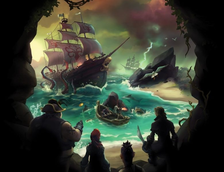 Sea of Thieves : Oh, riches héros de la mer…