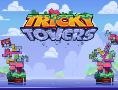 "Tricky Towers : ""ça va tomber chérie !"""