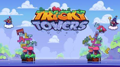 Tricky Towers : «ça va tomber chérie !»
