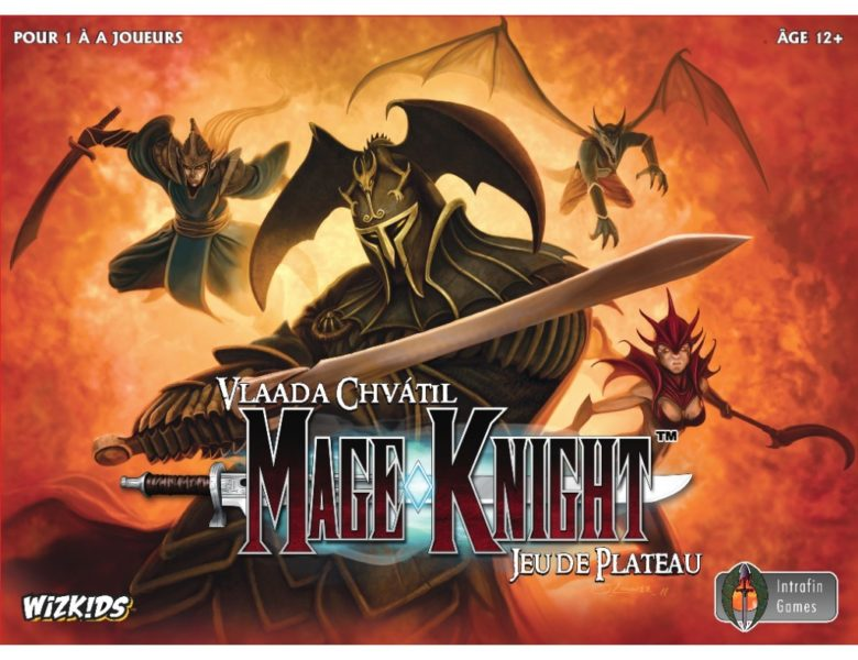Mage knight : la vallée de mana