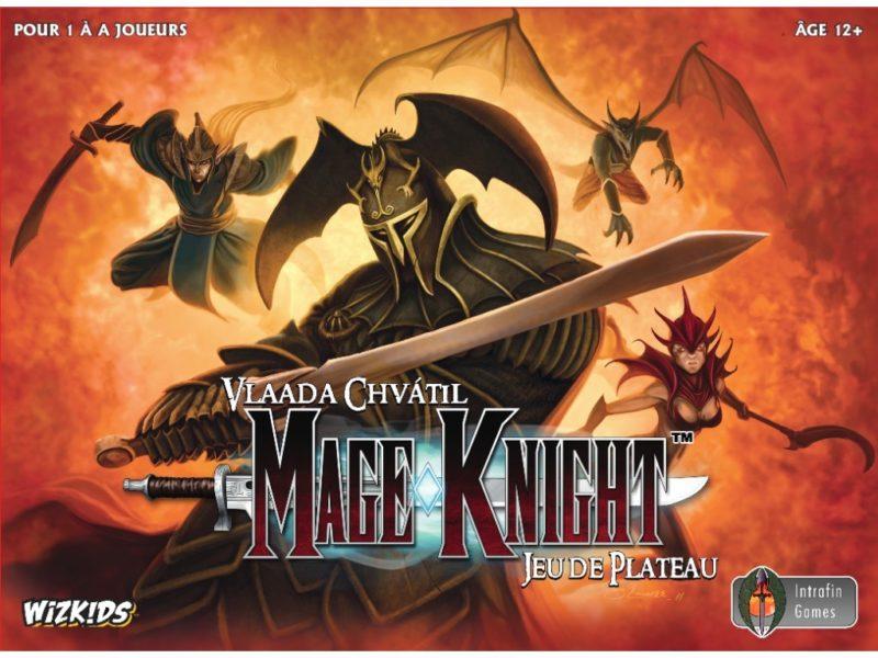 Mage knight : la vallée de mana