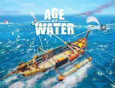 Age of water : un « Waterworld » en mode MMO