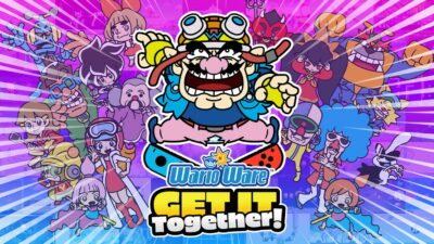 WarioWare: Get It Together! Synonyme : déception